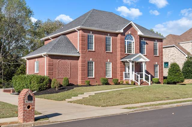 2533 Everwood Ct, Clarksville, TN 37043 (MLS #RTC2096288) :: RE/MAX Homes And Estates