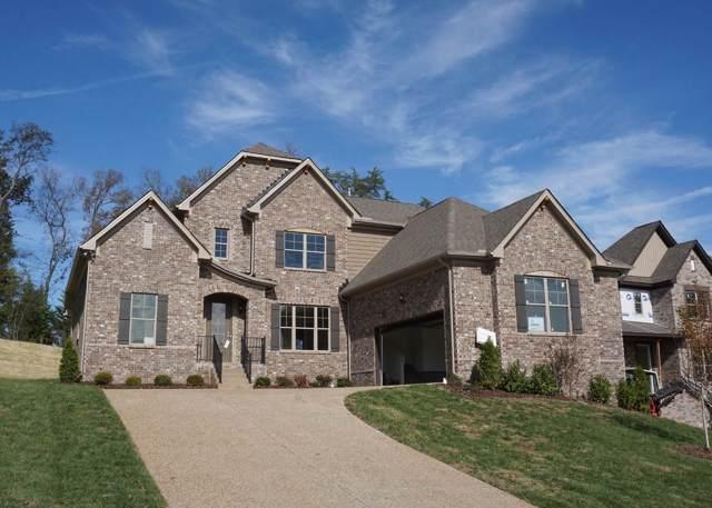 229 Crooked Creek Ln Lot 401, Hendersonville, TN 37075 (MLS #RTC2096295) :: Katie Morrell / VILLAGE