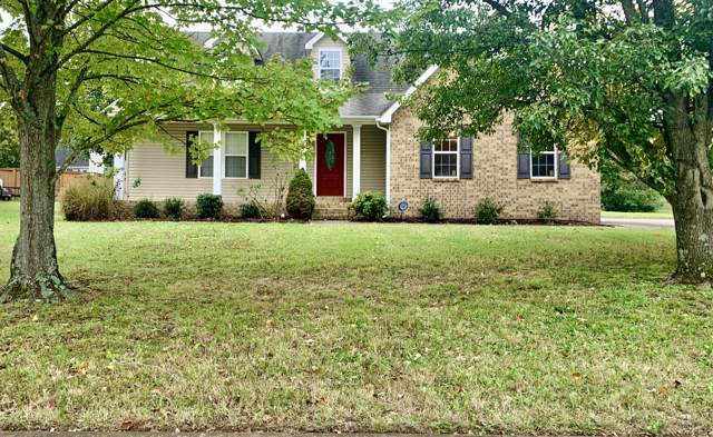 1331 Henry Hall Dr, Murfreesboro, TN 37129 (MLS #RTC2096302) :: The Group Campbell powered by Five Doors Network