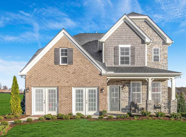 529 Montrose Drive, Mount Juliet, TN 37122 (MLS #RTC2096307) :: HALO Realty