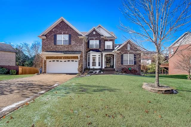 804 Park Dr, Goodlettsville, TN 37072 (MLS #RTC2096333) :: Village Real Estate