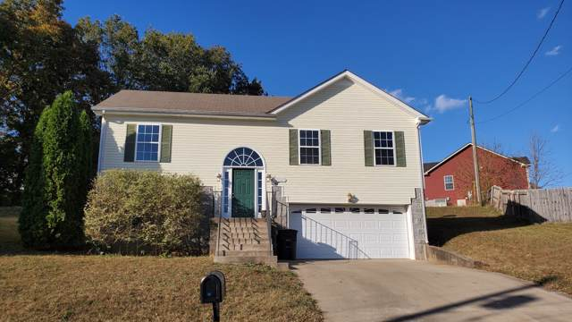 1116 Gunpoint Dr, Clarksville, TN 37042 (MLS #RTC2096393) :: Village Real Estate