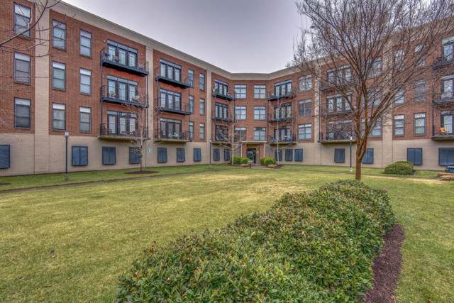 817 3rd Ave N #309, Nashville, TN 37201 (MLS #RTC2096442) :: RE/MAX Choice Properties