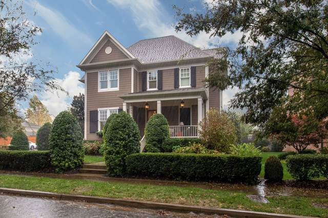 607 Stonewater Blvd, Franklin, TN 37064 (MLS #RTC2096515) :: The Group Campbell powered by Five Doors Network