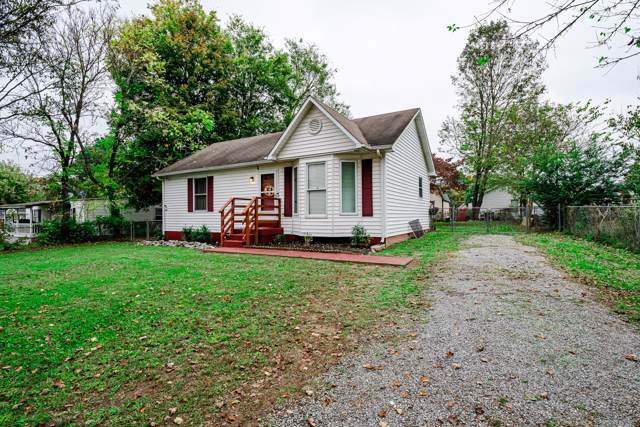 418 N Mabel St, Springfield, TN 37172 (MLS #RTC2096583) :: Team Wilson Real Estate Partners
