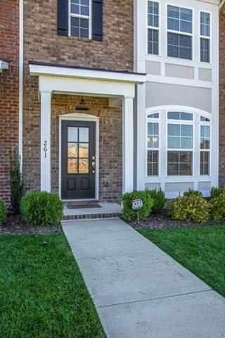 261 Mary Ann Circle, Spring Hill, TN 37174 (MLS #RTC2096688) :: Village Real Estate
