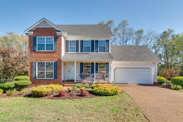1812 Tanner Ct, Spring Hill, TN 37174 (MLS #RTC2096783) :: RE/MAX Choice Properties