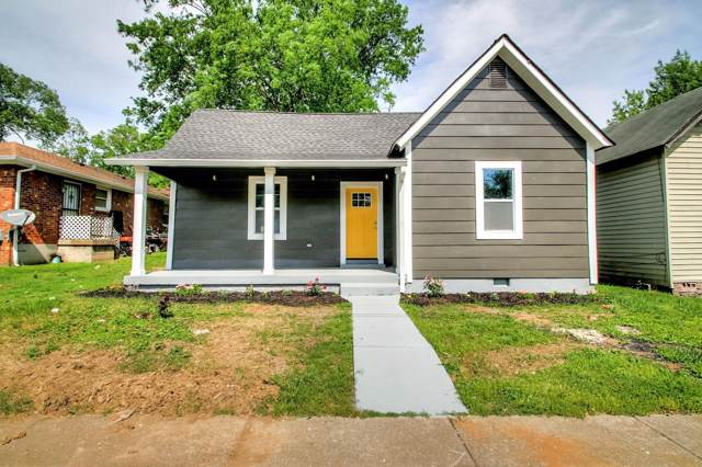 1610 22Nd Ave N, Nashville, TN 37208 (MLS #RTC2096795) :: Village Real Estate