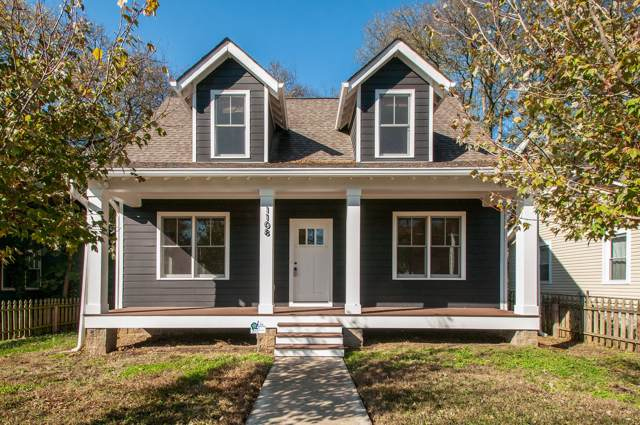 1108 Meridian St, Nashville, TN 37207 (MLS #RTC2096798) :: RE/MAX Homes And Estates