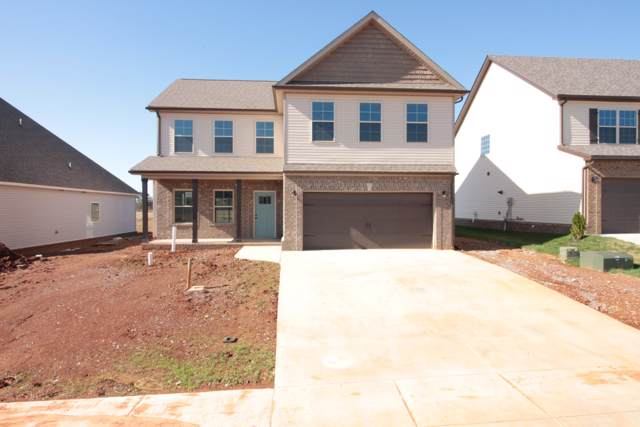 1382 Millet Drive, Clarksville, TN 37040 (MLS #RTC2096799) :: Christian Black Team