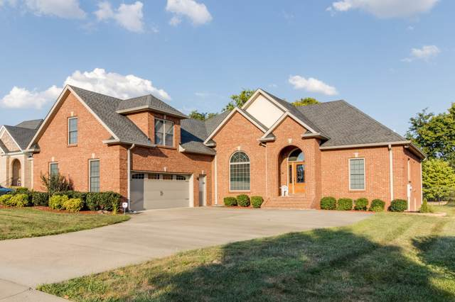 2453 Settlers Trce, Clarksville, TN 37043 (MLS #RTC2096812) :: The Group Campbell powered by Five Doors Network