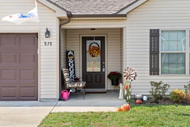 838 Rushing Drive, Clarksville, TN 37042 (MLS #RTC2096876) :: Team Wilson Real Estate Partners