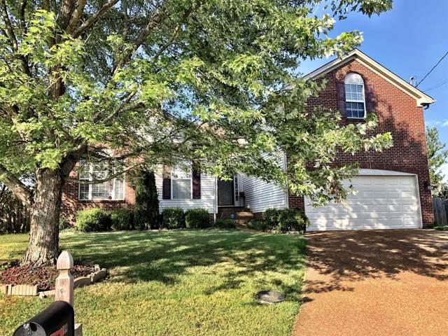 1433 Hilltop Dr, Mount Juliet, TN 37122 (MLS #RTC2096883) :: Armstrong Real Estate