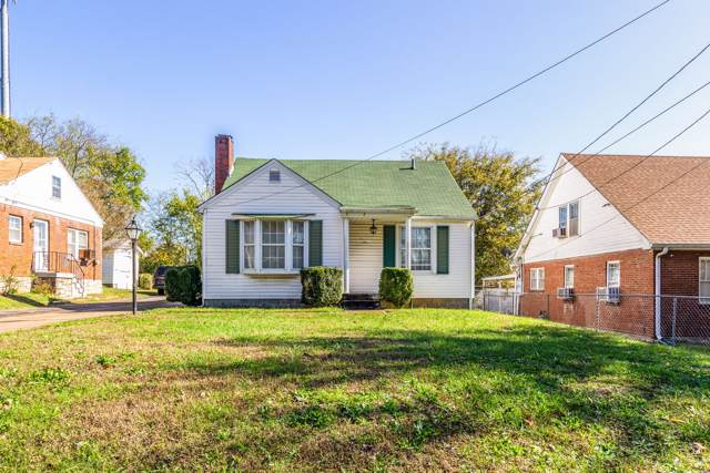 1311 Montgomery Ave, Nashville, TN 37207 (MLS #RTC2096897) :: John Jones Real Estate LLC
