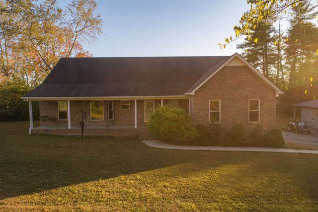 2350 Highway 64 East, Shelbyville, TN 37160 (MLS #RTC2096904) :: Village Real Estate