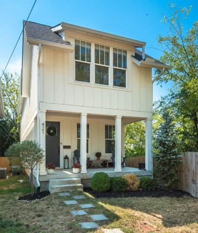 421 Theresa Ave, Nashville, TN 37205 (MLS #RTC2096991) :: RE/MAX Choice Properties