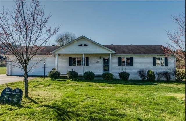 236 Jill Ln, Woodbury, TN 37190 (MLS #RTC2097030) :: The Group Campbell powered by Five Doors Network