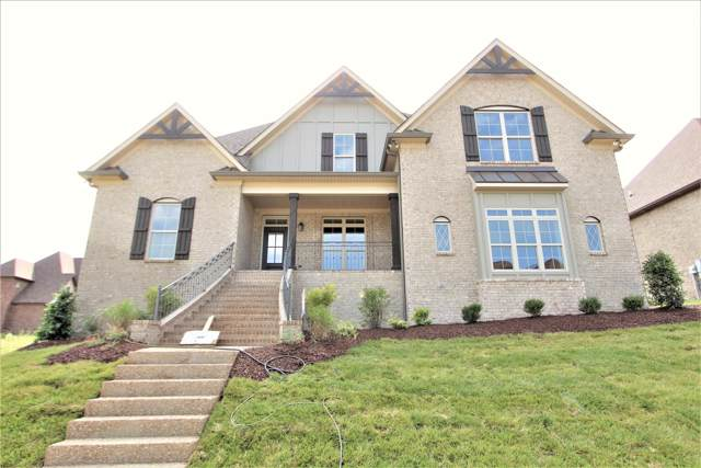 441 Whitley Way #240-C, Mount Juliet, TN 37122 (MLS #RTC2097121) :: HALO Realty