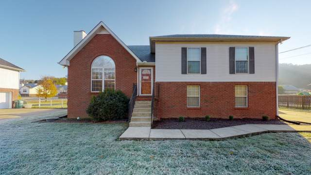 1078 Williamson Rd, Goodlettsville, TN 37072 (MLS #RTC2097223) :: Village Real Estate