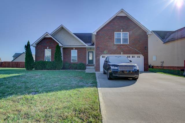 1809 Autumnwood Blvd, Clarksville, TN 37042 (MLS #RTC2097298) :: The Group Campbell powered by Five Doors Network