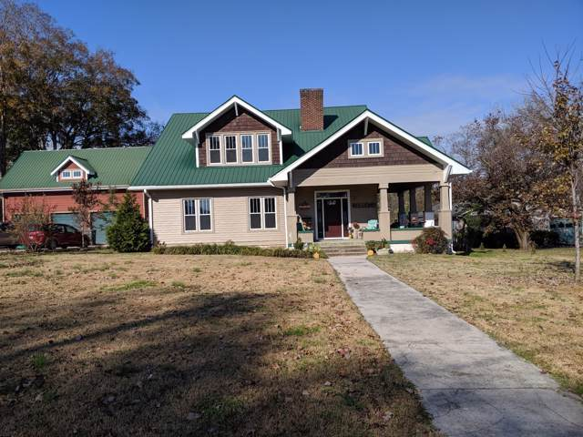 81 Main St E, Gordonsville, TN 38563 (MLS #RTC2097333) :: Village Real Estate