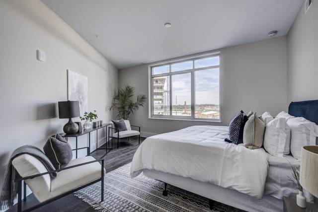 20 Rutledge St #107, Nashville, TN 37210 (MLS #RTC2097340) :: Ashley Claire Real Estate - Benchmark Realty