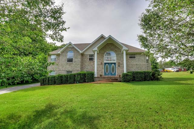 342 Lakeway Ter, Spring Hill, TN 37174 (MLS #RTC2097374) :: HALO Realty
