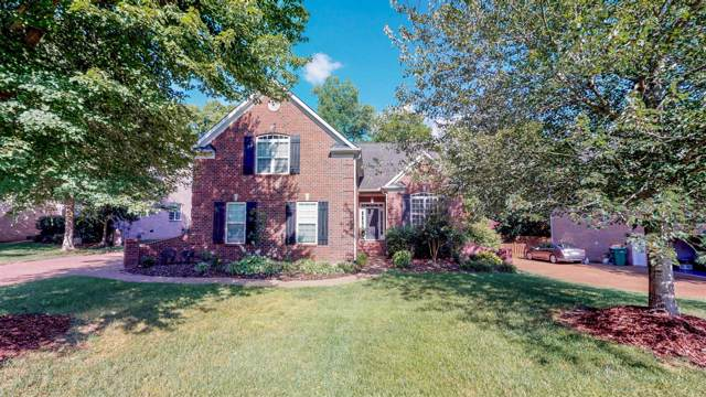 1168 Mccoury Ln, Spring Hill, TN 37174 (MLS #RTC2097380) :: RE/MAX Choice Properties