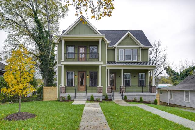 2510B Trevecca Ave, Nashville, TN 37206 (MLS #RTC2097432) :: The Justin Tucker Team - RE/MAX Elite