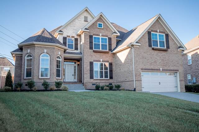 2033 Keene Circle Lot 17, Spring Hill, TN 37174 (MLS #RTC2097495) :: Katie Morrell / VILLAGE