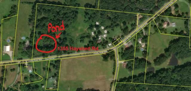 1355 Hayshed Rd, Charlotte, TN 37036 (MLS #RTC2097514) :: Village Real Estate
