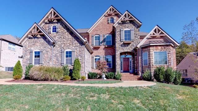 9614 Stonebluff Dr, Brentwood, TN 37027 (MLS #RTC2097669) :: Armstrong Real Estate
