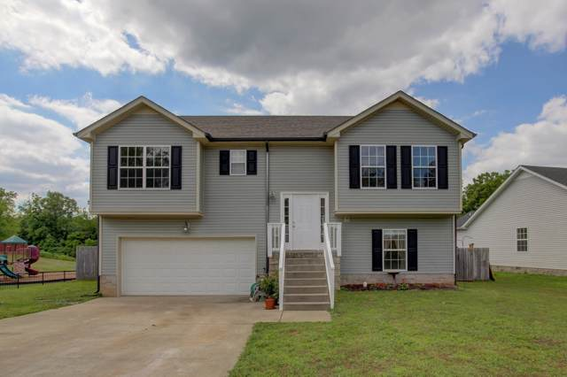 1369 Mutual Dr, Clarksville, TN 37042 (MLS #RTC2097765) :: RE/MAX Choice Properties