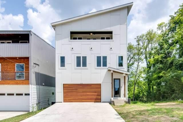 109 Fern Ave, Nashville, TN 37207 (MLS #RTC2097768) :: EXIT Realty Bob Lamb & Associates