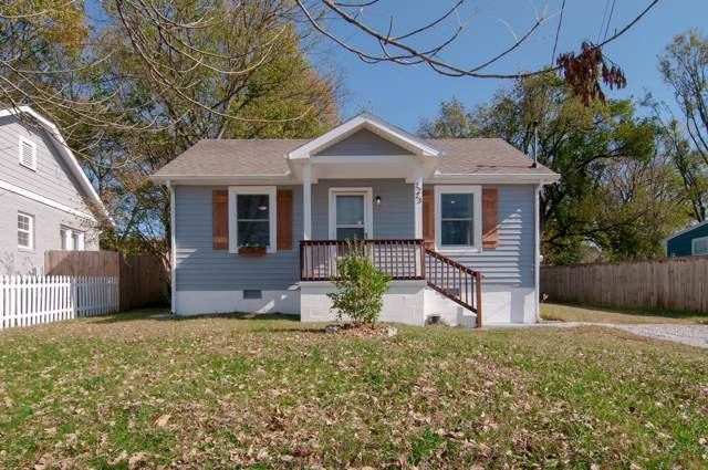 2223 Scott Ave, Nashville, TN 37216 (MLS #RTC2097800) :: Armstrong Real Estate