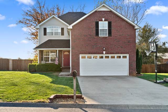 3502 Clover Hill Dr, Clarksville, TN 37043 (MLS #RTC2097834) :: REMAX Elite