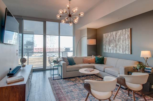 1212 Laurel St Apt 401 #401, Nashville, TN 37203 (MLS #RTC2097877) :: CityLiving Group