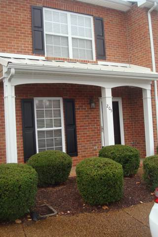 205 Stewarts Landing Cir #205, Smyrna, TN 37167 (MLS #RTC2097980) :: John Jones Real Estate LLC
