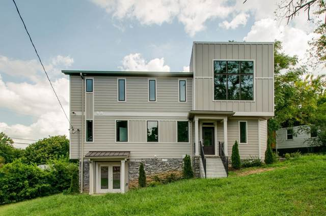 701 S 14Th St, Nashville, TN 37206 (MLS #RTC2098006) :: Village Real Estate