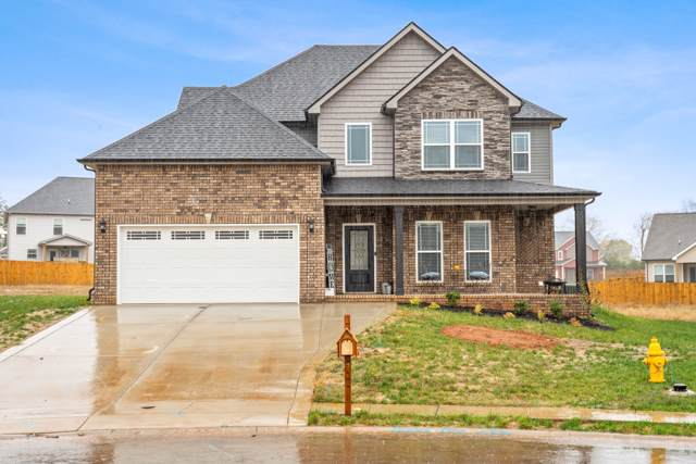 102 Wilburn Court, Clarksville, TN 37043 (MLS #RTC2098038) :: CityLiving Group