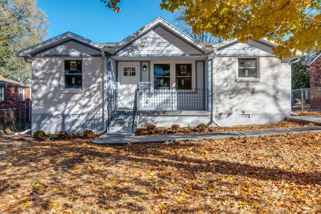 910 29th Ave N, Nashville, TN 37209 (MLS #RTC2098119) :: Katie Morrell   Compass RE