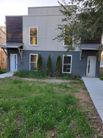 2126B Burns Street B, Nashville, TN 37216 (MLS #RTC2098126) :: Fridrich & Clark Realty, LLC
