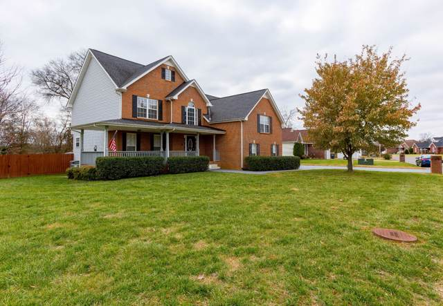 810 Fire Break Dr, Clarksville, TN 37040 (MLS #RTC2098131) :: RE/MAX Homes And Estates
