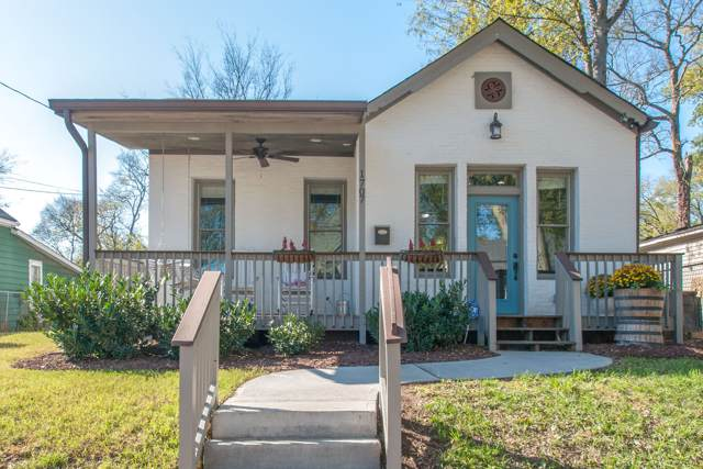 1707 10th Ave N, Nashville, TN 37208 (MLS #RTC2098193) :: Nashville on the Move