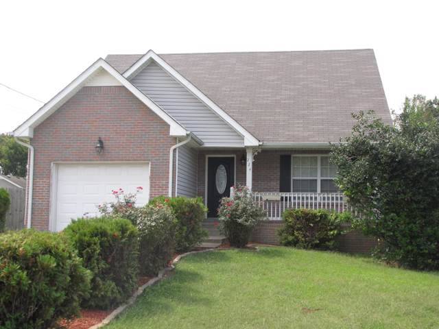 224 Pappy Dr, Oak Grove, KY 42262 (MLS #RTC2098271) :: Nashville on the Move