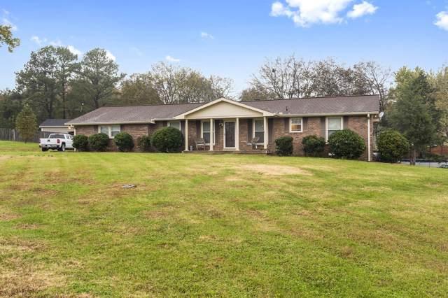 121 Dorris Dr, Hendersonville, TN 37075 (MLS #RTC2098285) :: Village Real Estate