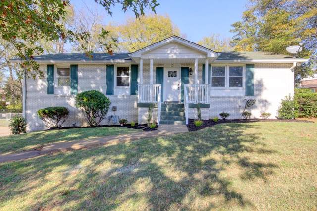 8126 Luree Ln, Hermitage, TN 37076 (MLS #RTC2098453) :: The Group Campbell powered by Five Doors Network