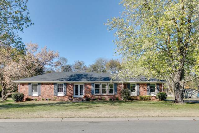 1136 Howell Dr, Franklin, TN 37069 (MLS #RTC2098500) :: Ashley Claire Real Estate - Benchmark Realty