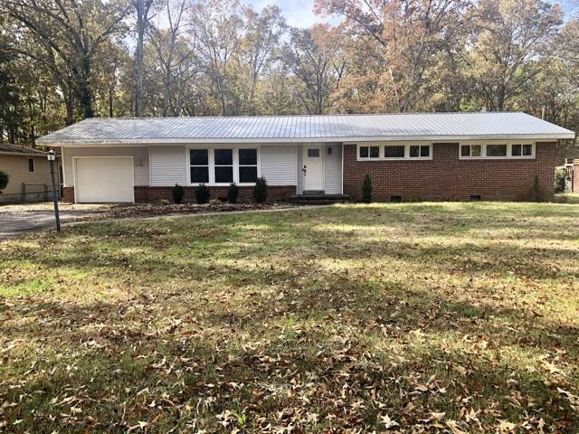 1112 Westwood Dr, Tullahoma, TN 37388 (MLS #RTC2098502) :: Nashville on the Move
