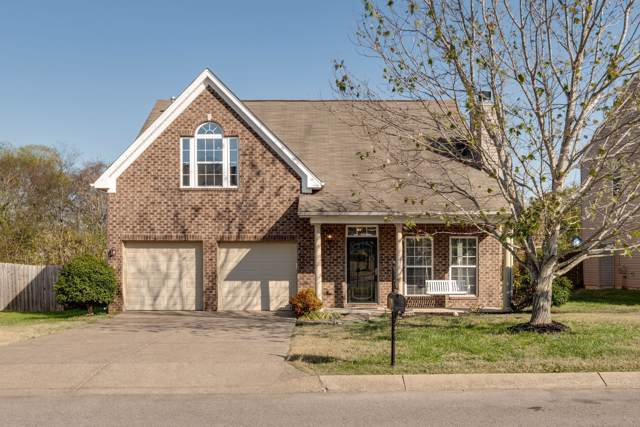 1020 Solomon Ln, Spring Hill, TN 37174 (MLS #RTC2098552) :: Village Real Estate
